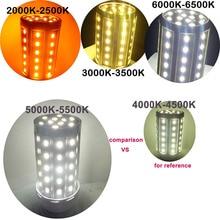 лучшая цена MARSWALLED 10W AC85V-265V 5730 SMD E27 LED Corn Light LED Bulbs Warm White Neutral White Daylight White Cool White for Lighting