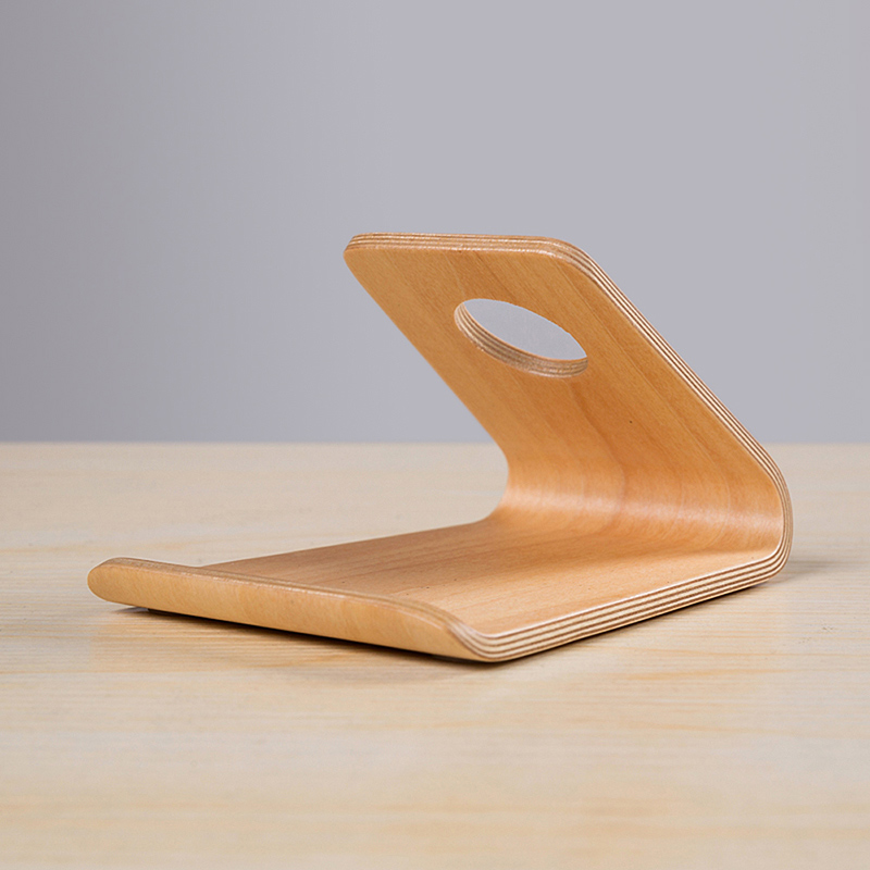 Showkoo Wooden Anti-skid Phone Tablet Stand Holder for iPhone X 7 Plus iPad mini For Xiaomi HTC Motorola Mobile Phone Holder New ...