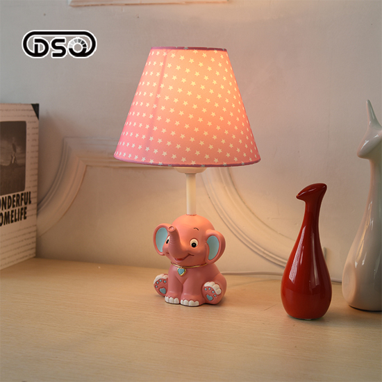 Nordic Fresh Simple Table Lamp European style Boys And Girls Children 's Room Desk Lamps Lamps Lighting