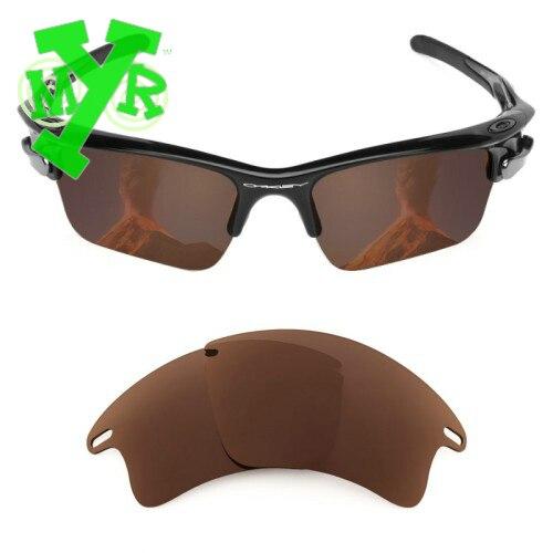 Mry bronce marrón y verde esmeralda 2 par polarizadas lentes de reemplazo para  OAKLEY gafas de sol FAST JACKET XL en Disfraces de cine de La novedad y de  ... 20de68cf8d
