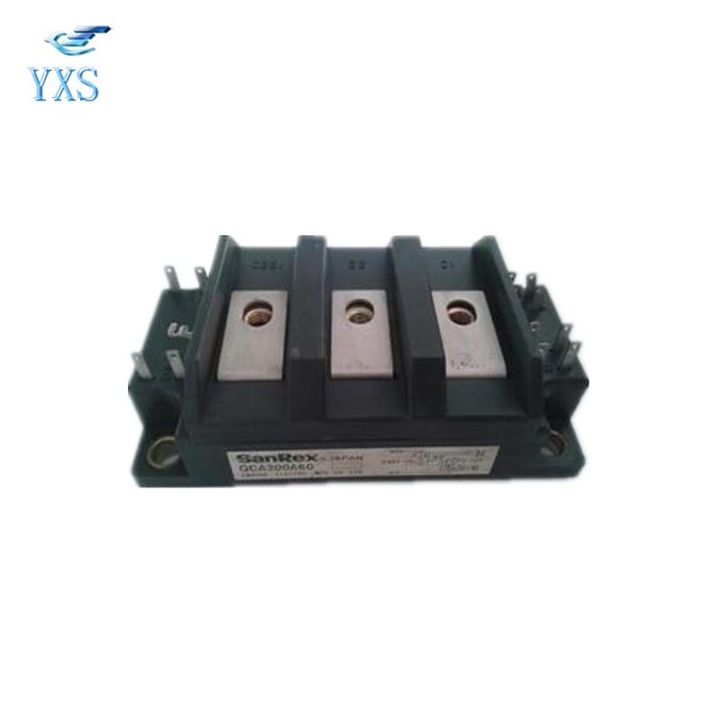 Computer Dreamcast IGBT QCA200A60 Module qca200a60 sanrex 200a500v 2 cell darlington module