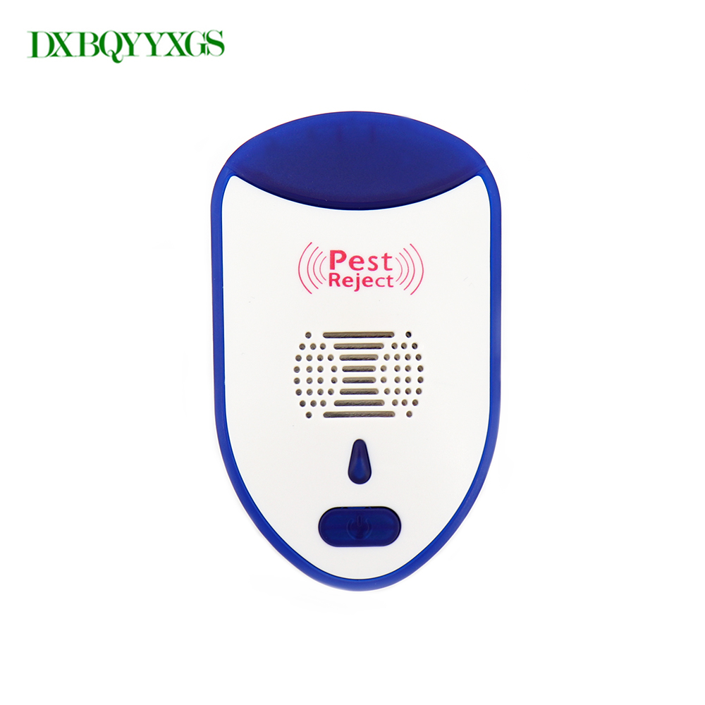 2pcs X Home Aosion 360 Degree Ultrasonic Rats Rodent Mouse Mice Is The Circuit Diagram Of An Mosquito Repellerthe Dxbqyyxgs Pest Repeller Electronic Insect Rat Cockroaches Reject Control Mousetrap Eu