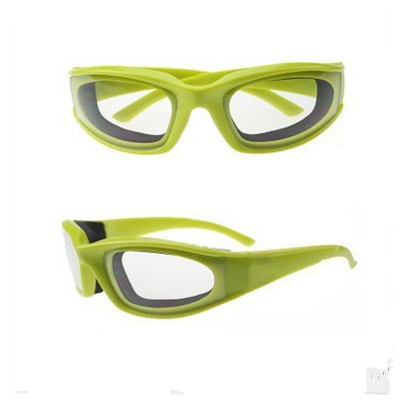 MOM'S HAND Kitchen Tools Onion Cutter Goggles Onion Tear Free Glasses Chopping Eye Protector Glasses 4