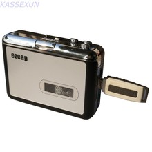 Cassette-To-Mp3-Converter Old Usb Flash-Disk Required Mp3-Save Directly No-Pc in