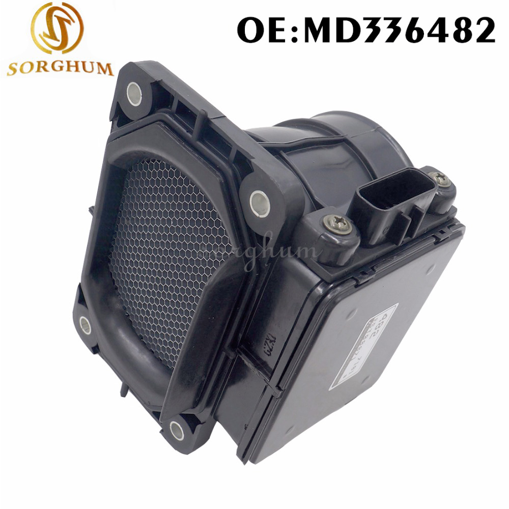 New Car Part Replacement Mass Air Flow Sensor Metter MD336482 E5T08071 For Mitsubishi Pajero Montero Challenger Galant 96-06 image