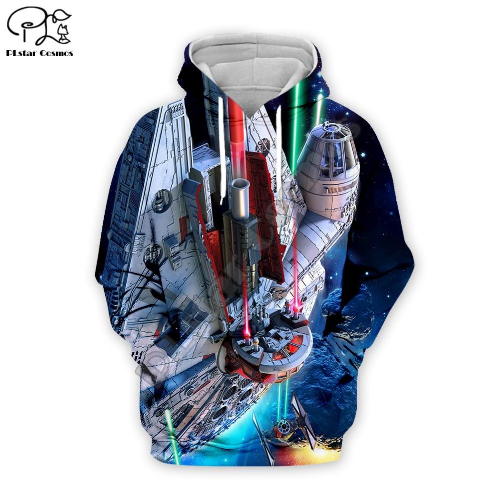 universe spaceship Men 3d Hoodies Unisex Galaxy Print long sleeve Sweatshirts harajuku Pullover Autumn women zipper hooded Top in Hoodies amp Sweatshirts from Men 39 s Clothing