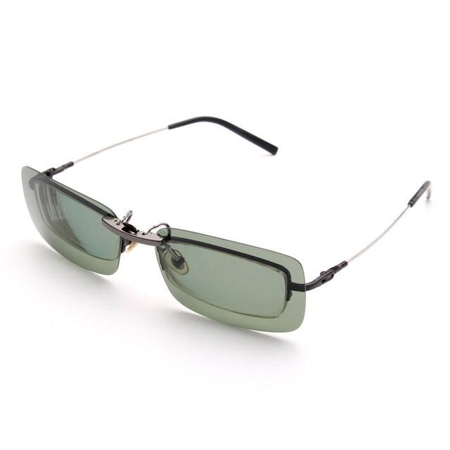 OUTERDO Lunette De Soleil Polarisé Vision Nuit Sports Conduite Aviateur Sunglasse à la Mode DzldWvpr