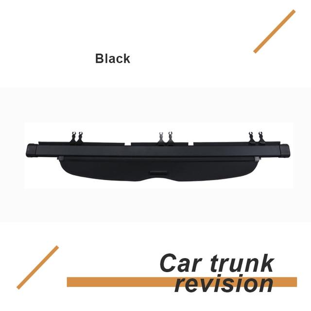 Backar 1 satz Für Honda CRV 2007 2008 2009 2010 2011 Auto Hinten Trunk Cargo Abdeckung Schwarz Sicherheit Schild Schatten auto Auto Zubehör