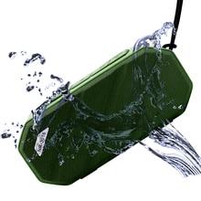 цена на 2018 New Waterproof Speaker Radio FM Bluetooth Wireless Subwoofer Outdoor Portable Handsfree HIFI Bathroom Music Speakers