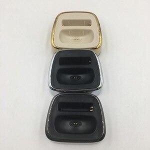 Image 4 - RTBESTOYZ cargador de escritorio muelle para Nokia 8800 Sirocco 8800SE teléfono muelle cargador de escritorio estación titular