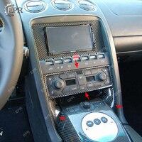 For Lamborghini Gallardo LP570 4 2011 Carbon AC Console(Replacement) Body Kits Tuning Trim Interior Accessories Gallardo Console