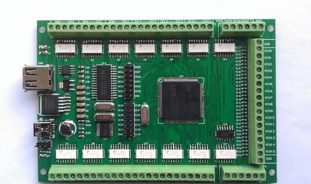 Multifunction USB DAQ Data Acquisition Card 16 channels 12 bit Analog input  AD, 2 channel DA PWM, 78 I/O Digital Module usb ieee usb disk for macusb pc  card reader - AliExpress