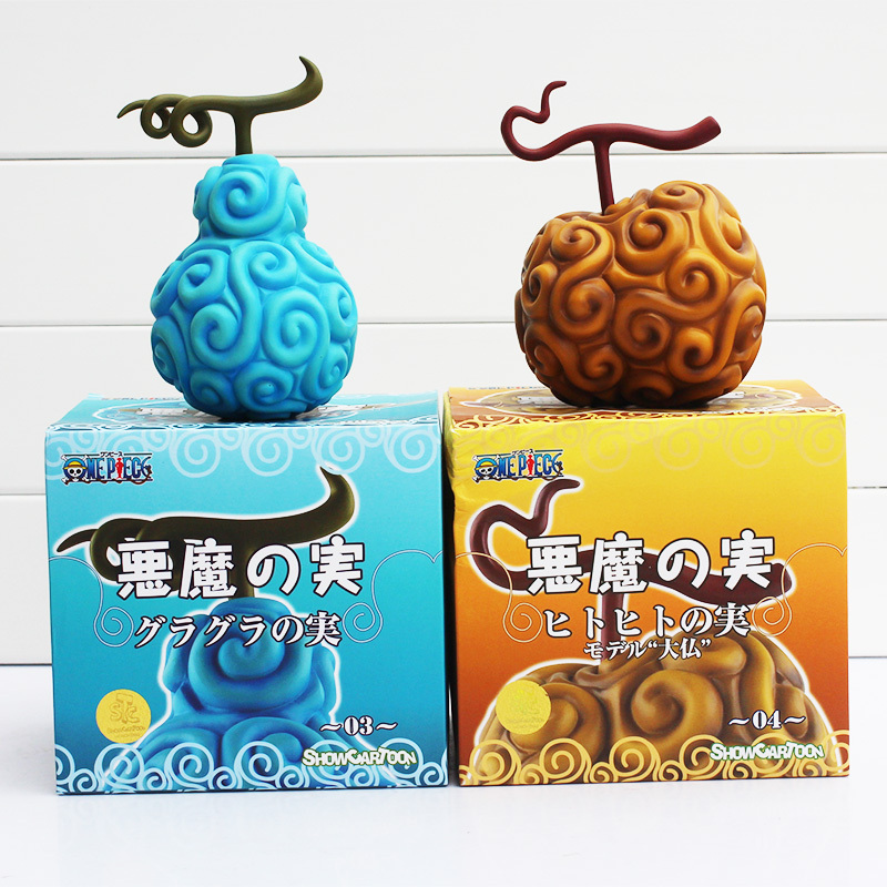 New 2017 12cm One Piece Chopper & Ddard Negate Devil Fruit PVC Action Figure Model Toys Free Shipping pop one piece sabo with devil fruit pvc action figure toys collective doll 10 25cm free shipping