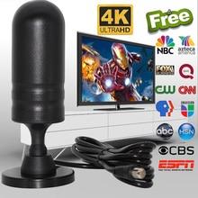 Buy new HD tv Antena Digital HDTV For DVBT2/DVBT/ATSC/ISDBT TV Antenna VHF-Band III 174-230MHz UHF 470-862 MHz Digital TV Antenna directly from merchant!