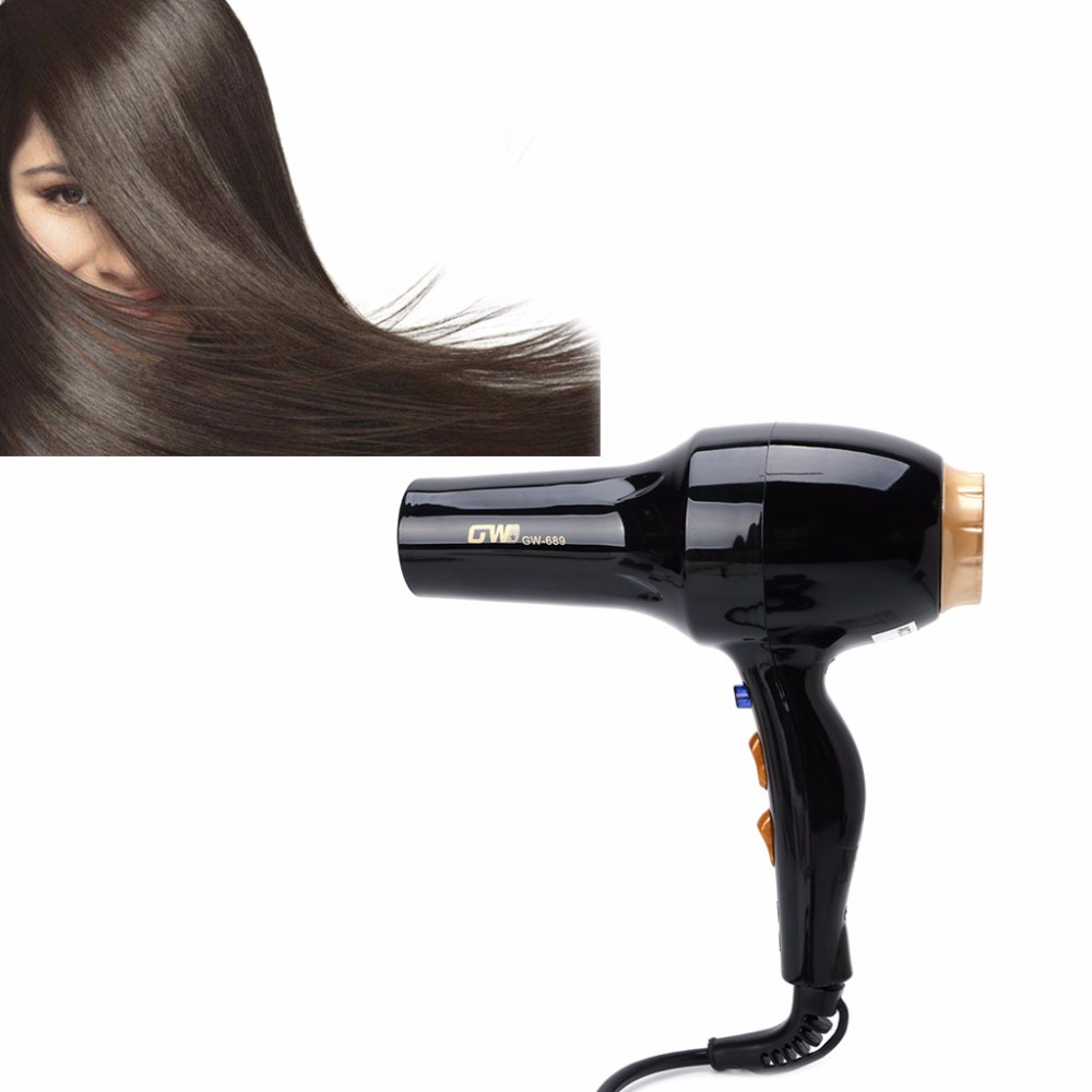 Portable 3000W Hair Blow Dryer Travel Use Hair Dryer Compact Blower 220V EU Plug portable hair dryer 220v 400w mini hair blow dryer blower folding hair compact blower us plug