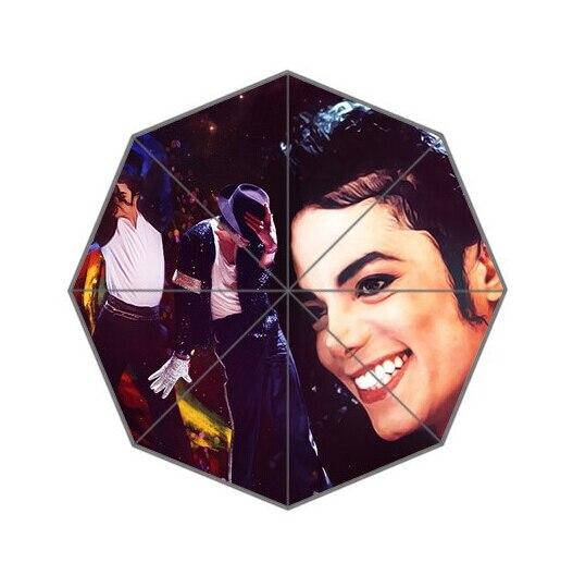 Fashion Design Umbrella Custom Michael Jackson Auto Folding Umbrella