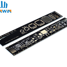 I72 PCB Ruler 15cm For Electronic Engineers For Geeks Makers For Fans PCB Reference Ruler PCB Packaging Units v2 - 6