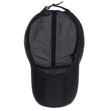 Foldable Thin Quick Drying Baseball Cap