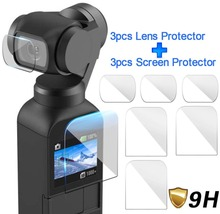 DJI Osmo Protector de pantalla de bolsillo, Accesorios, película protectora, cardán, Accesorios, filtro para DJI Osmo Pocket