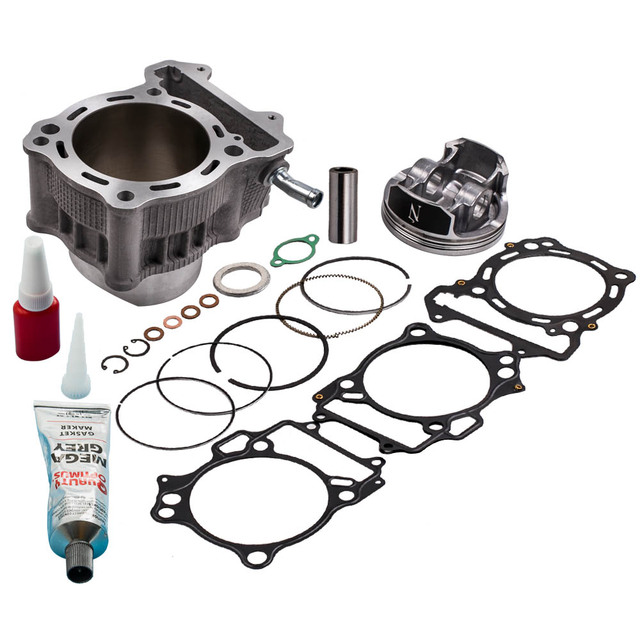 US $166 0 |For Suzuki LTZ400 LTZ 400 Z400 94mm 434 cc Big Bore Cylinder Top  End Kit 03 2014 on Aliexpress com | Alibaba Group