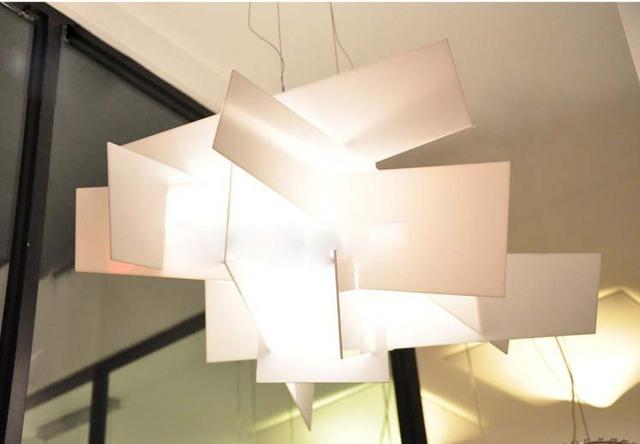 Moderne Lampen 65 : Förderung 65 cm moderne lampe designe big bang schlafzimmer leuchten