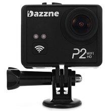 Оригинал Dazzne P2 Действий Камеры Спорт DV Esporte 1080 P 2 Дюймов Водонепроницаемый Спорт Камера с Поддержкой 64 ГБ SD Карты