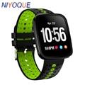 Смарт-часы V6  браслет  водонепроницаемый  пульсометр  кровяное давление  фитнес  мониторинг сна  Смарт-часы для iPhone  Android  Huawei  Meizu