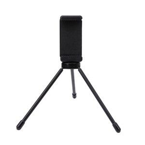 Image 4 - Selfie Stick/Macchina Fotografica/Tripod/Basamento Del Telefono Mobile Adattatore di Clip Del Supporto Del Morsetto