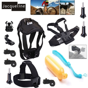 Jacqueline for Accessories Dog Floating Monopod for Sony Action Cameras HDR-AS100v AS10 AS15 AS200v AS20 AS30V FDR-x1000v W 4K