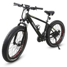 26*4.0 inch 36v 350w Chinese cheap fat bike electric