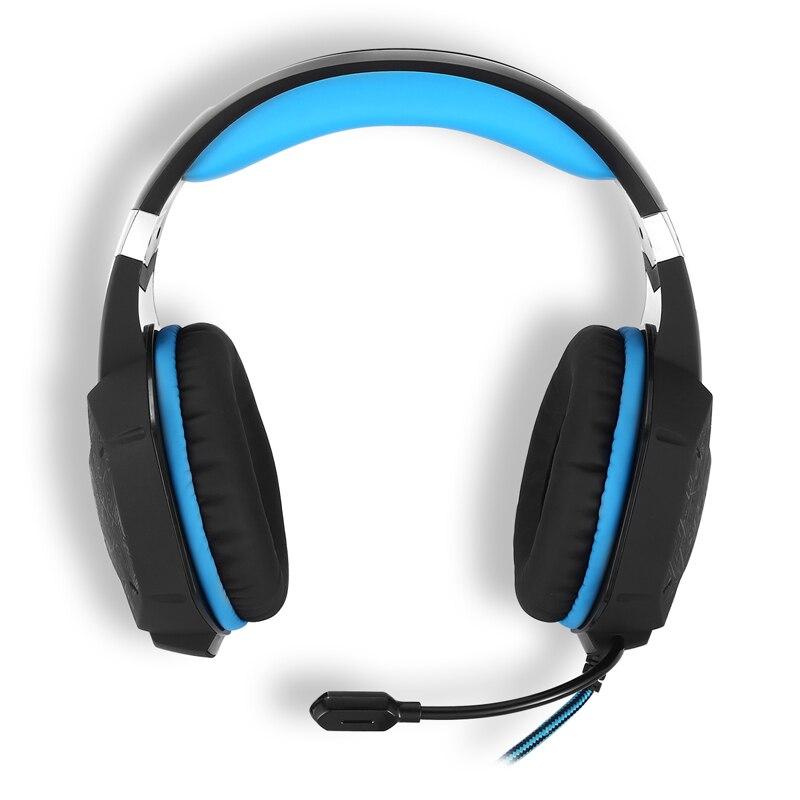 Computer Grande Cuffia Auricolare Gaming Headset Microfono PC Auricolare  Gamer Headset casque Gaming Cavo Delle Cuffie Con Microfono in Computer  Grande ... a758f5db41bd