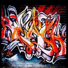 beibehang behang Custom mural wallpaper picture wild graffiti European style graffiti bar ktv decoration wall papers home decor free shipping european style retro ktv hotel leisure bar restaurant car street graffiti mural wallpaper