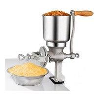 Corn milling machine grain crusher manual maize peanut coffee cocoa beans grinder