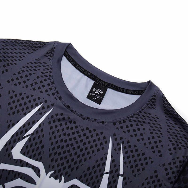 2019 ใหม่ Spiderman Superhero 3D เสื้อ Marvel Avengers เสื้อยืดผู้ชายเสื้อยืดแขนสั้นฮาโลวีนคอสเพลย์