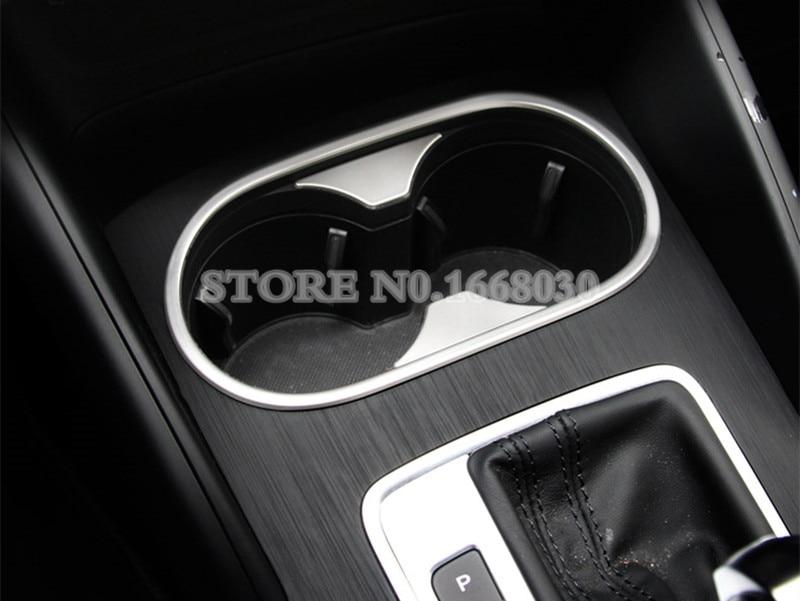 Audi A3 S3- ի ներքին ջրերի գավաթակիր - Ավտոմեքենայի ներքին պարագաներ - Լուսանկար 6