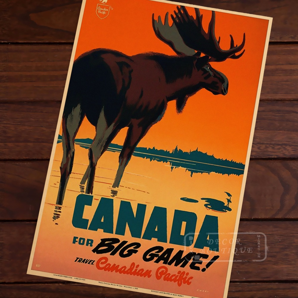 Sweet Dark Souls Canada Retro Prints Vintage Poster Decor