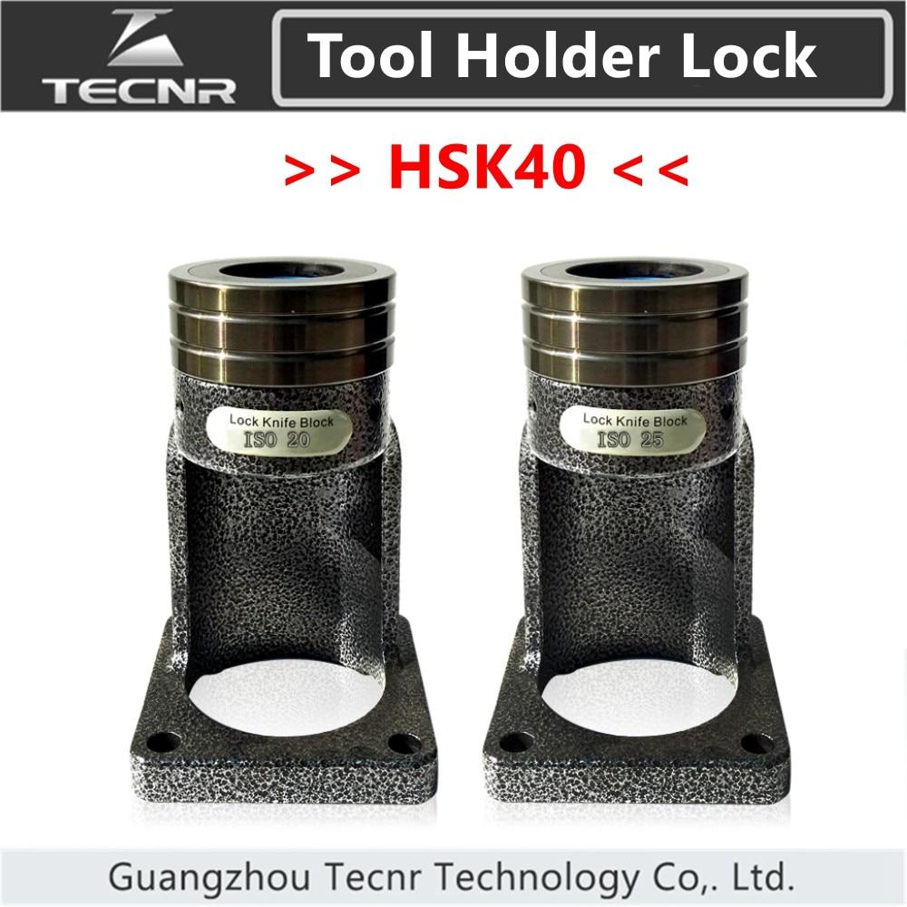HSK40 tool holder Bearing lock knife seat block Locking device ball lock cutter HSK40 tool holder Bearing lock knife seat block Locking device ball lock cutter