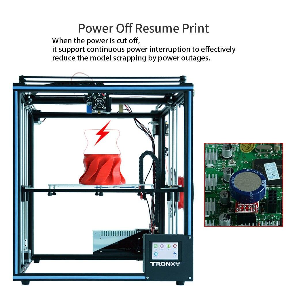 Detecção de Poder Polegada Lcd Sensor Retomar Impressão