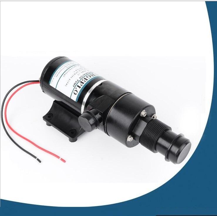100% Wahr Mp-4500 Abwasser Macerator Pumpe 24 V Dc Maische Pumpe Müll Prozessor 45l/min Zentrifugalwasserpumpe Heimwerker Pumpen