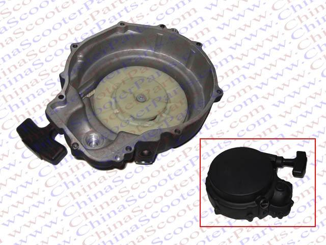 ATV Pull Start For Kazuma XinYang Jaguar 500 500cc free shipping brake pads front for kazuma jaguar 500cc atv quad bike