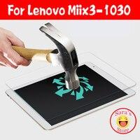 Hoge Kwaliteit Gehard Glas Screen Protector Film Voor Lenovo Miix3-1030F Miix3 1030F Tablet PC Gratis Verzending Met 4 Gereedschappen