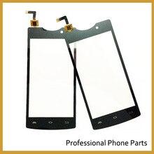 """Original 4.5 """"pantalla táctil para micromax bolt d320 touch panel digitalizador del sensor de reemplazo del teléfono móvil, de color negro"""
