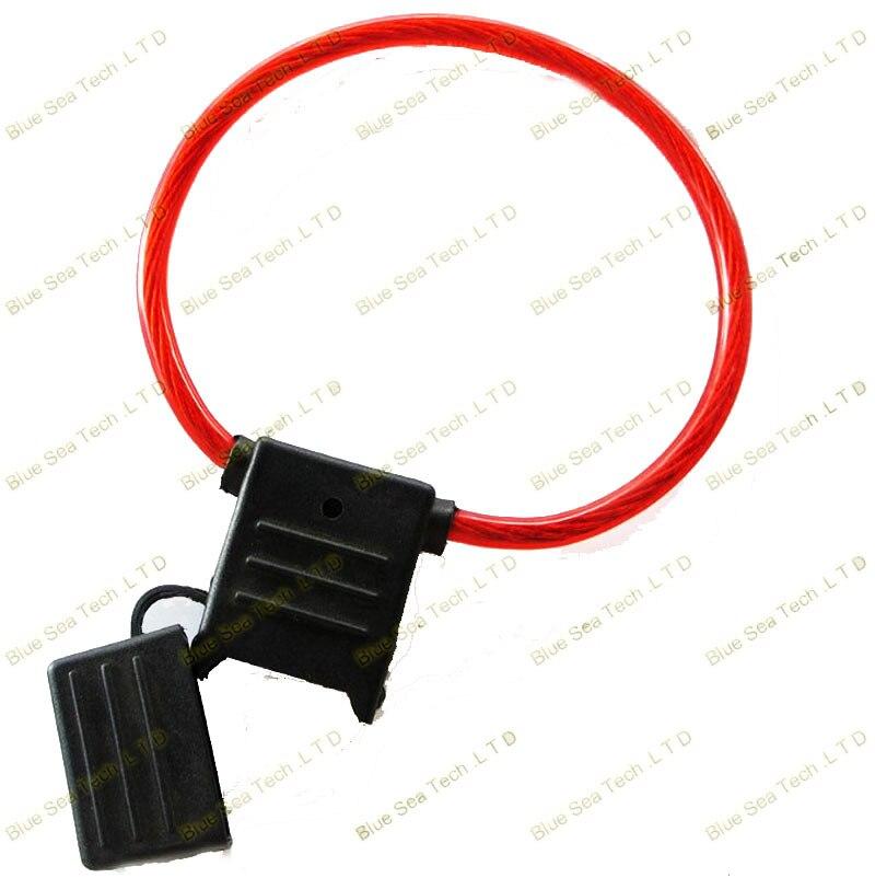 1 pcs 8 AWG wire Large Auto Fuse Box,Car Fuse Holder,large size Auto ...