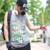 2016 chegada nova verão Hip Hop tanque tops Homens colete Casuais tanque Dos Homens de algodão rua Tops Tees tamanho maior homens colete Livre grátis