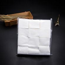 Nouveau tampon de coton carré, 5x6cm, nettoyage, déchargement, tatouage, bonne absorption d'eau, coton pur