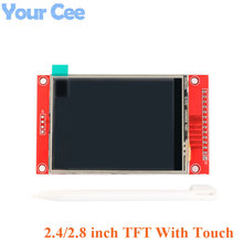 2.4 inch 2.8 inch Color TFT LCD Display Module 240X320 2.4