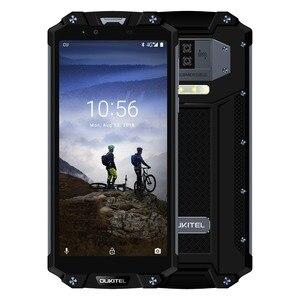 "Image 4 - OUKITEL WP2 10000mAh Smartphone IP68 Waterproof 6.0"" 18:9 Screen Mobile Phone 4GB 64GB MT6750T Octa Core Fingerprint NFC Phone"