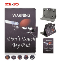 Kefo עבור Sony Xperia Z2 Tablet WiFi/Xperia Z4 Tablet WiFi 10.1 כיסוי Stand עור PU מקרה אוניברסלי 10.1
