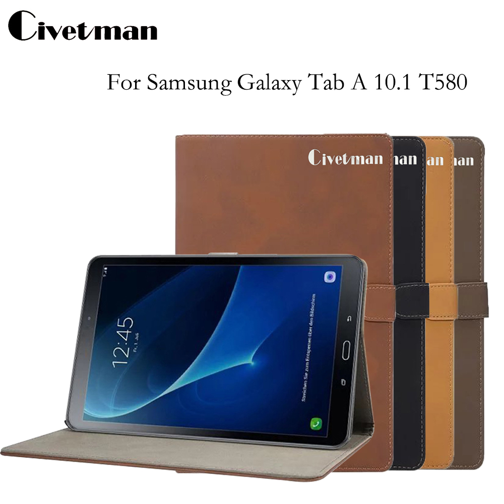 civetman tablet case for samsung galaxy tab a 10 1 t580. Black Bedroom Furniture Sets. Home Design Ideas
