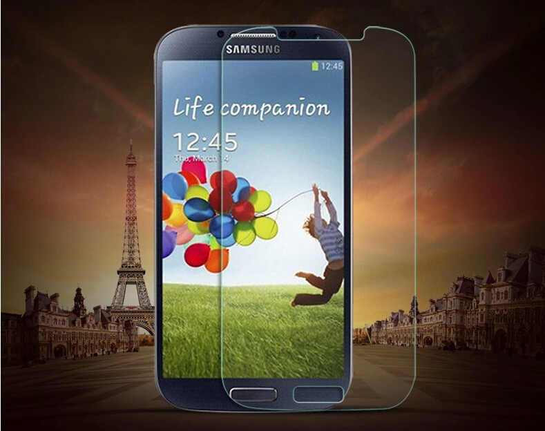 2PCS For Glass Samsung Galaxy S4 Screen Protector Tempered Glass For Sa